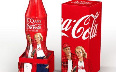 Le coffret collector 100 ans #2 disponible sur le Coca-Cola Store