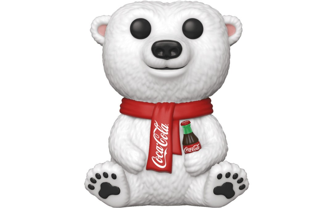 Commandez la Funko POP! Ours polaire Coca-Cola