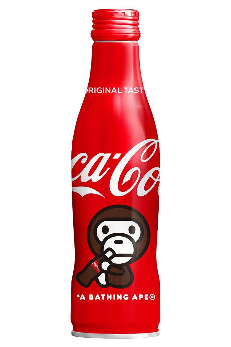 BAPE x Coca-Cola (Japon)