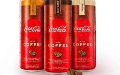 Le Coca-Cola au café arrive aux Etats-Unis
