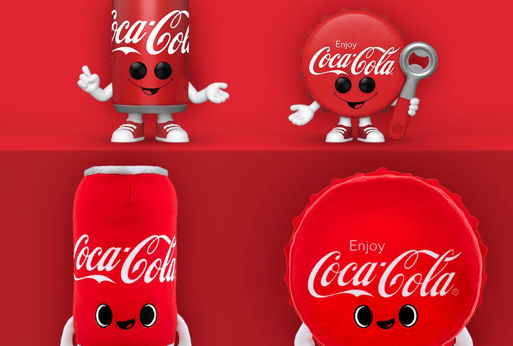 Nouvelles Funko POP! Coca-Cola