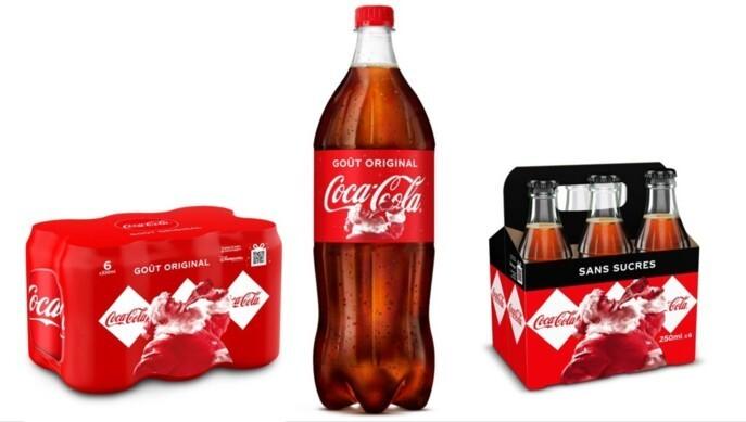 Coca-Cola - Habillage Noël 2020